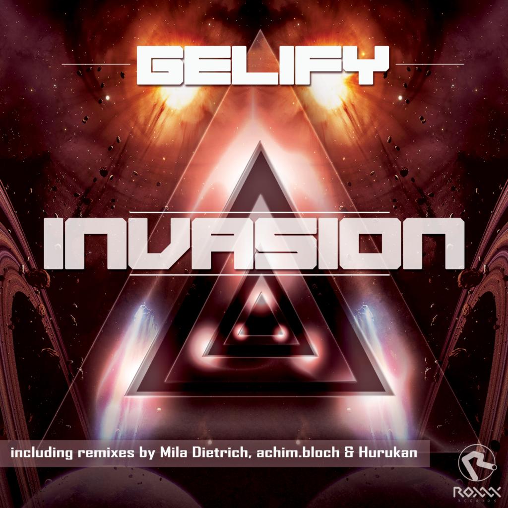 Gelify - Invasion