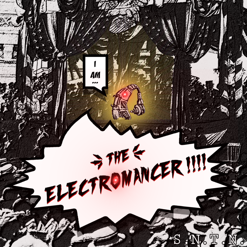 The Electromancer - SoNoToNe